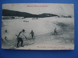 (ski) Semaine D'hiver Des Vosges, 1910. - Remiremont
