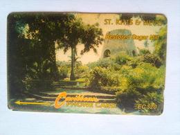8CSKA Sugar Mill EC$20 - St. Kitts & Nevis