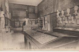 CPA -  ALGER - MUSÉE DES ANTIQUITÉS - SALLE CHRÉTIENNE - 8 - J. GOISER - - Algiers