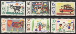 DDR 1280/85 O Tagesstempel - [6] République Démocratique