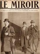 Journal LE MIROIR (1914:1918) N°275 DU 2 MARS 1919 - Altri