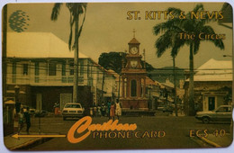 12CSKB The Circus EC$40 - St. Kitts & Nevis