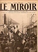 Journal LE MIROIR (1914:1918) N°276 DU 9  MARS 1919 - Altri