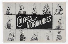 COIFFES NORMANDES - CPA NON VOYAGEE - Frankreich