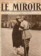 Journal LE MIROIR (1914:1918) N°280  DU 6 AVRIL 1919 - Altri