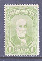 BOLIVIA  47  * - Bolivia