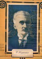 Journal  1919  LE PAYS DE FRANCE N° 231 P.HYMANS Ministre Des AFFres ETRANGres De BELGIQUE Du 20 MARS - Altri
