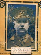 Journal  1919  LE PAYS DE FRANCE N° 226 Gal A.W. CURRIE De L'Armée BRITANNIQUE  Du 13 FEVRIER - Altri