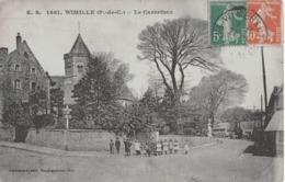WIMILLE - LE CARREFOUR - SUPERBE ANIMATION - VERS 1900 - France