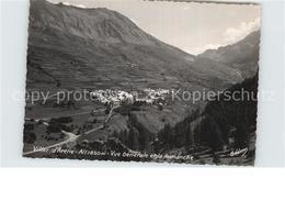 12589189 Villar-d Arene Hautes Alpes Gesamtansicht  Villar-d Arene - Unclassified