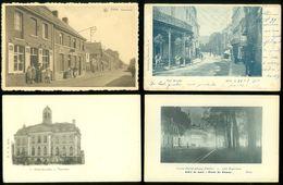 Grand Beau Lot De 300 Cartes Postales De Belgique  Groot Mooi Lot Van 300 Postkaarten Van België - 300 Scans - 100 - 499 Cartes