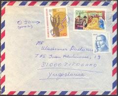 CHILE - JUGOSLAVIC IMIGRACION SCULPTURE - 1979 - 1945-1992 Socialist Federal Republic Of Yugoslavia