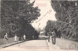 FR66 BOURG MADAME - Labouche 733 - Le Pont International Et Avenue De PUIGCERDA - Douaniers - Animée - Belle - Autres Communes