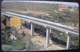 LOTE 5 TARJETAS DE TRENES - B78+ B79+ B89+ B90+ B .... - USADAS 1ª CALIDAD - 5 FOTOS - Conmemorativas Y Publicitarias