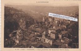 THIERS - Dépt 63 - Vue Générale Du Quartier Saint-Jean -  CPA - Thiers