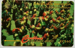 8CSVD Vincy Carnival EC$40 - St. Vincent & The Grenadines