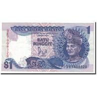 Billet, Malaysie, 1 Ringgit, 1986, KM:27A, TTB - Malaysie