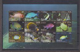 O68. MNH Penrhyn Nature Animals Marine Life Fishes - Poissons