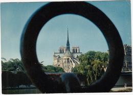 Paris - Le Chevet De Notre-Dame - Notre-Dame De Paris