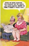 Postcard Bamforth Comic Humour Number 462 Signed Taylor  My Ref  B12018 - Humour