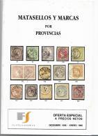 Spanien, Matasellos Y Marcas Por Provincias (1999) - Cancellations