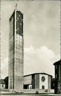 AK Ludwigshafen Mundenheim, Kath. Kirche St. Sebastian, O 1967 (30055) - Ludwigshafen