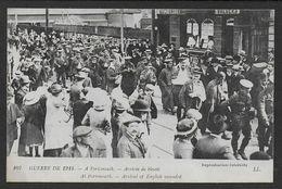PORTSMOUTH - Arrivée De Blessés  ( 2 Scans ) - Portsmouth
