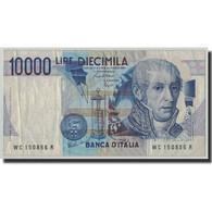 Billet, Italie, 10,000 Lire, 1984, 1984-09-03, KM:112b, B+ - [ 2] 1946-… : République