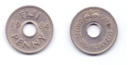 Fiji 1 Penny 1964 - Fiji