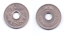 Fiji 1 Penny 1965 - Fidji