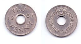 Fiji 1 Penny 1965 - Fiji