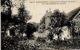 77 ROUGEMONT (commune D'OISSERY) - Les Dépendances Du Moulin - Frankreich