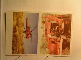 Calendrier - Petit Format 2004 - Pompiers - Hélicoptère Protection Civile - Calendars