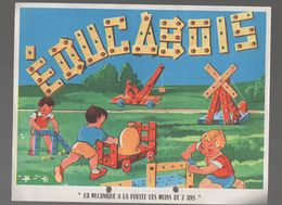 Champagnole (39 Jura)  GIRAUD SAUVEUR (jouet EDUCABOIS  ) (PPP8283) - Advertising