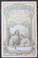 Image Pieuse / Holy Card - Souvenir Noces D'Argent Sacerdotales - Bouasse-Lebel N°272 - Les 17-18 Décembre 1892 / 1917 - Images Religieuses