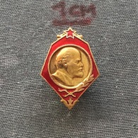 Badge (Pin) ZN006763 - Vladimir Ilyich Ulyanov Lenin Communist Russia Soviet Union (SSSR / CCCP / USSR) - Celebrities