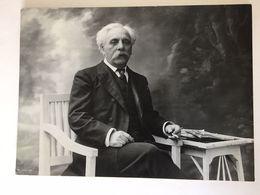 Photo De Gabriel Faure 1904 - Célébrités