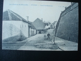 EVERE : Les Fortifications Avant 1906 - Evere
