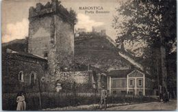 ITALIE --  MAROSTICA --  Porta Bassano - Altre Città
