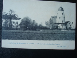 EVERE : Meunerie à Cylindres VAN ASSCHE Avant 1906 - Evere