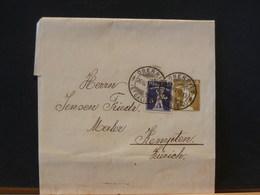 75/728  BANDE DE JOURNAUX    SUISSE  1910 - Tiro Con L'Arco
