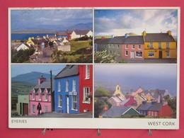Visuel Pas Très Courant - Irlande - Eyeries - West Cork - Joli Timbre - Scans Recto-verso - Cork