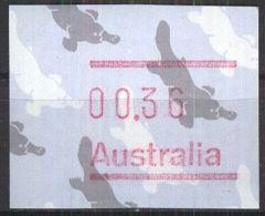 AUSTRALIEN 1986 Mi-Nr. ATM 5 ** MNH - Vignette Di Affrancatura (ATM/Frama)
