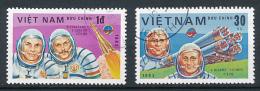 Viêt Nam (1983) : Espace, B. Phacca SO V. Cuba 27.5.80, A. GU Barep, V Ri Mech, 2.3.78 - Space