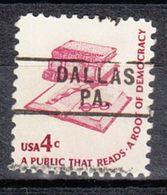 USA Precancel Vorausentwertung Preo, Locals Pennsylvania, Dallas 745 - Vereinigte Staaten