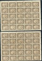 1946  - HONDURAS - LOT ROOSEVELT STAMPS -150 VAL. M.N.H.- LUXE ! ! - Honduras