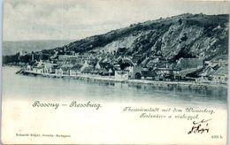 SLOVAQUIE --  POZSONY - Pressburg - Slovaquie