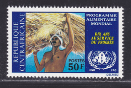 CENTRAFRICAINE N°  196 ** MNH Neuf Sans Charnière, TB (D6662) ONU, Programme Alimentaire Mondial - Central African Republic