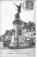 MOULINS - Le Monument Aux Morts - Moulins