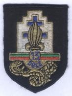 Insigne En Tissu De La 13e Demi Brigade De La Légion Etrangère - Ecussons Tissu